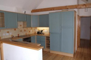 Country cottage kitchen Wiltshire