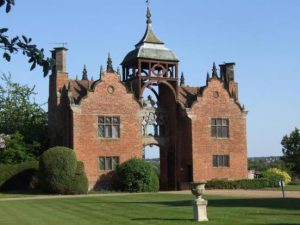 Cosy Houses: The Gatehouse at Westwood House in Worcestershire