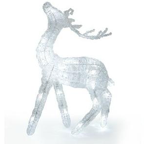 Festive Christmas reindeer lamp on 3 for 2