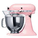 Kitchen Aid special edition Breast Cancer Artisan mixer