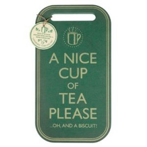 A Nice Cup of Tea garden kneeling pad