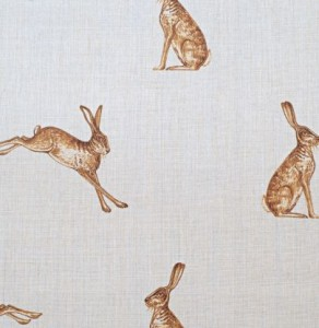 Country fabric design by Kimberley Bell