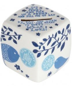 Rob Ryan ceramic money box