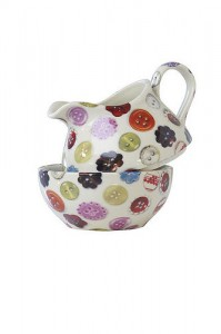 Avoca Button design ceramics