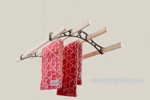 Utility clothes airer