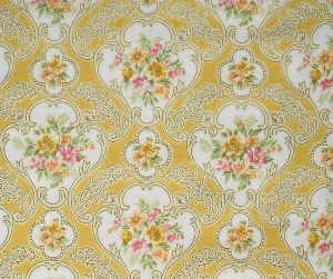 Vintage wallpaper ideas for your home
