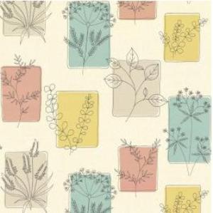 Retro wallpaper design ideas