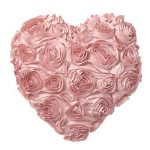 Julien Macdonald 3D rose heart cushion