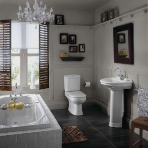 Traditional and classic bathroom ideas from WD Bathrooms