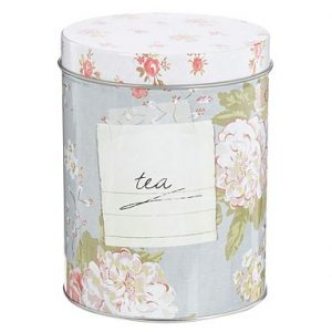 British Heritage storage tins half price