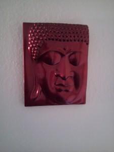 Buddah wall art