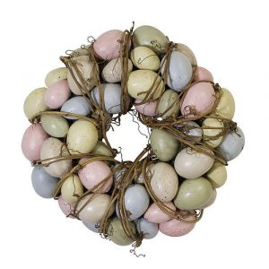 Easter wreath home decorating ideas