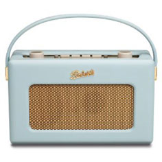 Roberts Revival 1950s style retro DAB radio