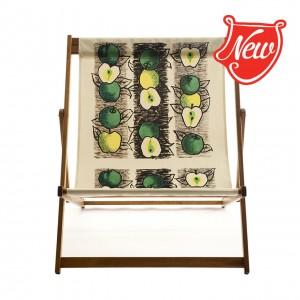 Sheila Bownas apple design double deckchair