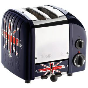 Union Jack kitchen appliances
