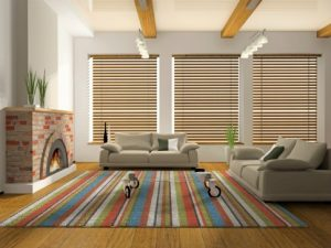 The perfect blinds for a cosy home