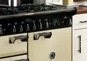 Rangemaster Aga cooker