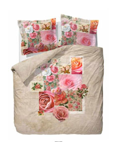 Vintage rose bedroom home decor