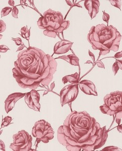 Best vintage rose wallpaper
