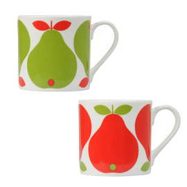 Pear home accessories for a cosy home