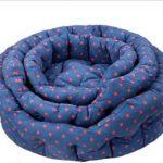Cath Kidston spot dog bed