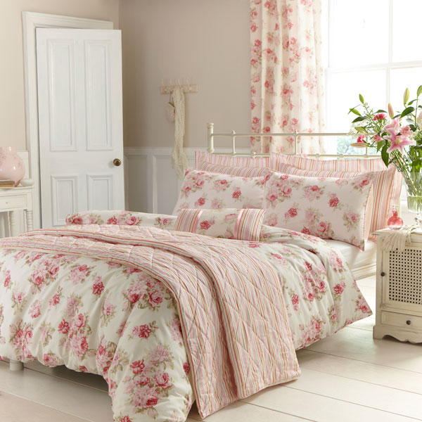 Dunelm Home: Dunelm Mill Isabella Floral Bedding Range: Review