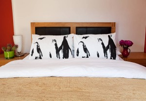 Penguin dream pillowcases