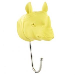 Ben de Lisi rhino wall hook