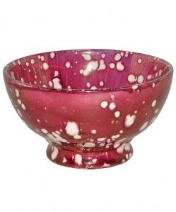 Emma Bridgewater plum lustre glaze bowl from Liberty