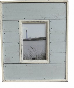 Coastal interior design scheme wall art