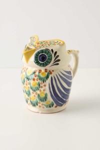 Novelty owl kitchenware