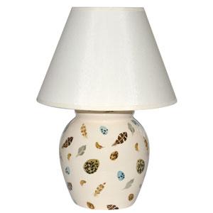 Designer china pottery lamp base