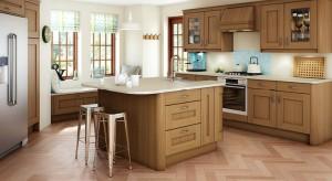 Affordable designer kitchen