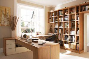 Bespoke designer study office furniture