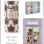 Christmas gift ideas for home lovers