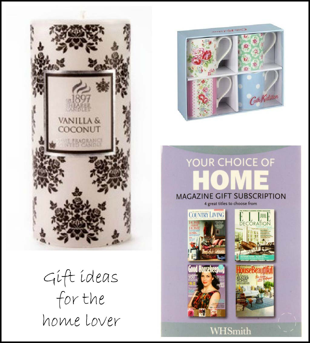 Christmas gift ideas for home lovers | | Cosy Home Blog