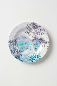 Winter plates for entertaining
