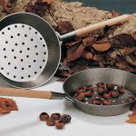 Bargain buy: Traditional chestnut roasting pan