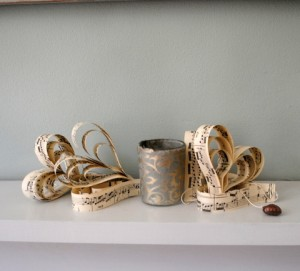 Handmade home and gift ideas from Two Red Trees