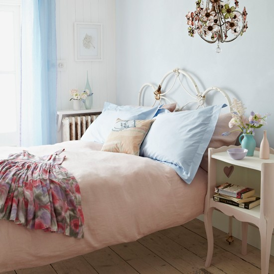 Shabby Chic Bedroom Cosy Home Blog