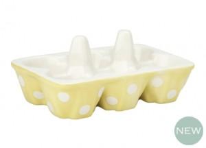 Ceramic egg storage ideas