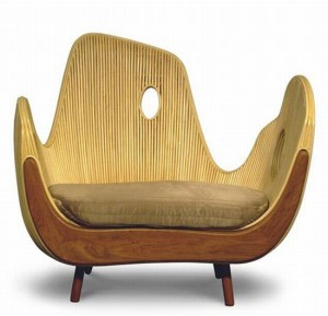 Miami designer Koji Collection chair