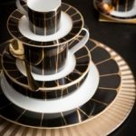 Bold and beautiful: Dinner sets and furniture from House of Fraser