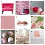 Pink decor ideas for a cosy home