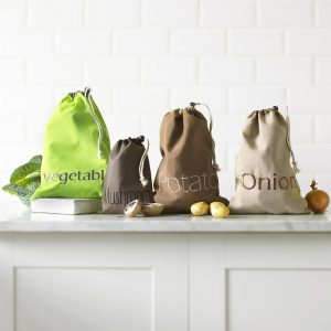 Lakeland vegetable preserving and storage bags