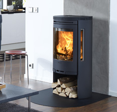 Wood burning stove for a cosy home