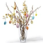 Decorate your home for Easter with an Easter tree