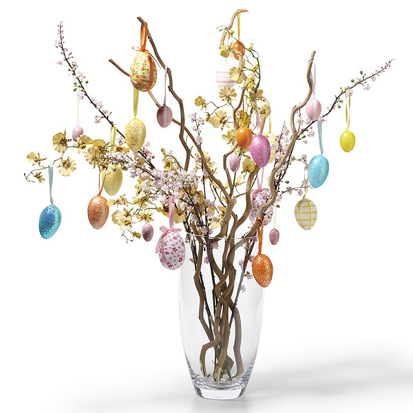 Decorate Christmas Tree For Easter : Decorate your home for easter with an tree cosy