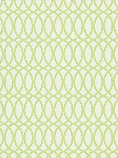 Green patterned interior design wallpaper ideas