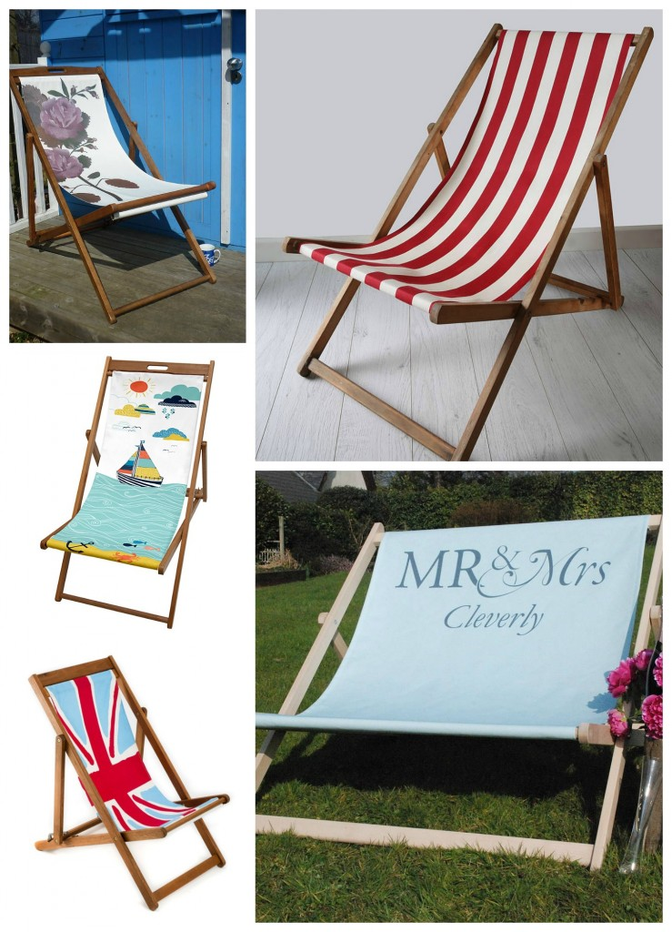 Summer garden seating: 5 best deck chairs
